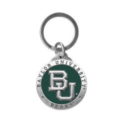 Baylor University Key Chain - Enameled