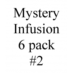 Mystery Infusion 6 Pack #2