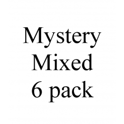 Mystery Mixed 6 Pack