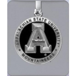 Appalachian State University Ornament - Enameled