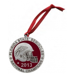 2013 BCS National Champions Florida State Seminoles Ornament - Enameled