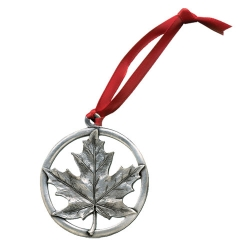 Maple Ornament