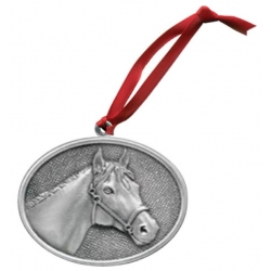 Racehorse Ornament