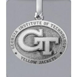 "Georgia Institute of Technology ""GT"" Ornament"