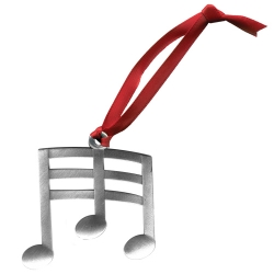 Musical Notes Ornament