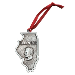 Illinois Ornament
