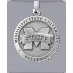 "Mississippi State University ""M"" Ornament"