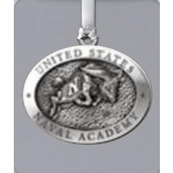 "Naval Academy ""Bill the Goat"" Ornament"