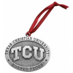 Texas Christian University Ornament