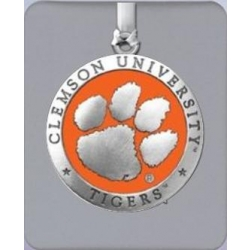 Clemson University Ornament - Enameled