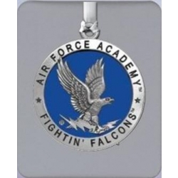 Air Force Academy Ornament - Enameled