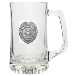 Law Enforcement Super Stein