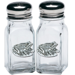 Frog Salt and Pepper Shaker Set
