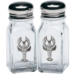 Lobster Salt and Pepper Shaker Set