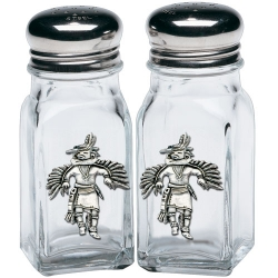 Eagle Kachina Salt and Pepper Shaker Set