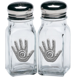 Spirit Hand Salt and Pepper Shaker Set