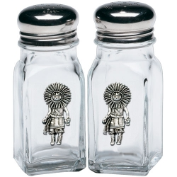 Sun Kachina Salt and Pepper Shaker Set
