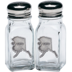 Alaska Salt and Pepper Shaker Set