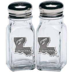 Louisiana Salt and Pepper Shaker Set