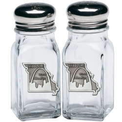 Missouri Salt and Pepper Shaker Set