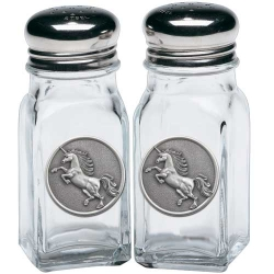 Unicorn Salt and Pepper Shaker Set