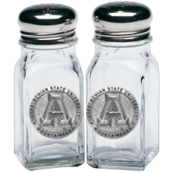 Appalachian State University Salt and Pepper Shaker Set
