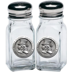 "Wake Forest University ""Demon Deacons"" Salt and Pepper Shaker Set"