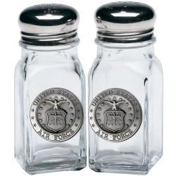 Air Force Salt and Pepper Shaker Set