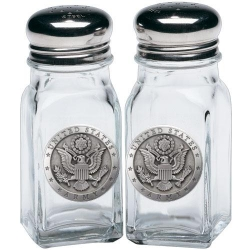 Army Salt and Pepper Shaker Set