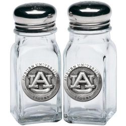 Auburn University Salt and Pepper Shaker Set