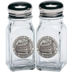 "Marine Corps ""USMC"" Salt and Pepper Shaker Set"