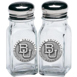Baylor University Salt and Pepper Shaker Set