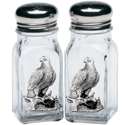 Eagle Salt and Pepper Shaker Set