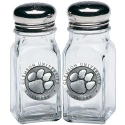 Clemson University Salt and Pepper Shaker Set