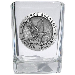 Air Force Academy Square Shot Glass