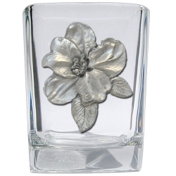 Apple Blossom Square Shot Glass