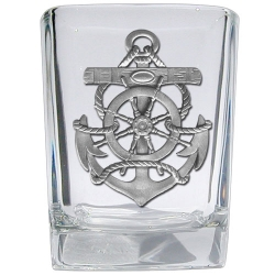 Anchor Square Shot Glass