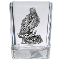 Eagle Square Shot Glass