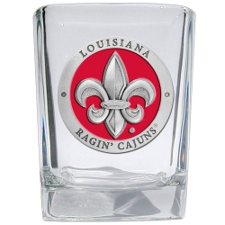 Louisiana at Lafayette Square Shot Glass - Enameled