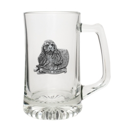 Cocker Spaniel Super Stein