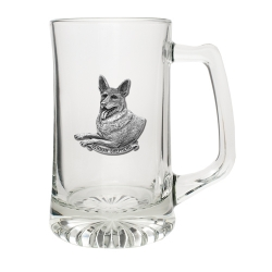 German Shepherd Super Stein