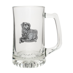 Golden Retriever Super Stein