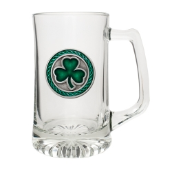 Clover Super Stein - Enameled