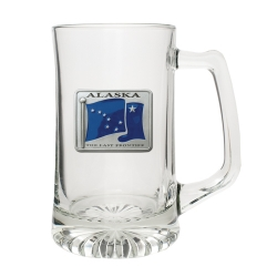 Alaska Super Stein - Enameled