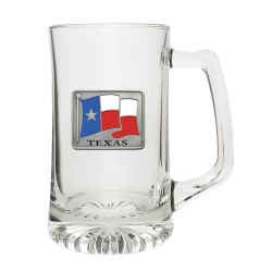 Texas Super Stein - Enameled