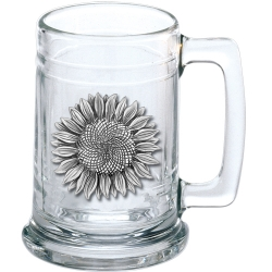 Sunflower Stein