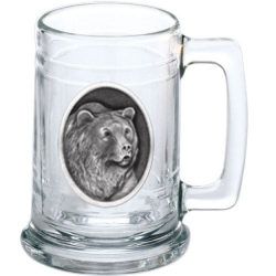 Grizzly Bear Stein #2