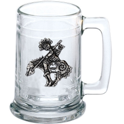 End of the Trail Stein