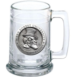 "Wake Forest University ""Demon Deacons"" Stein"