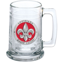 Louisiana at Lafayette Stein - Enameled